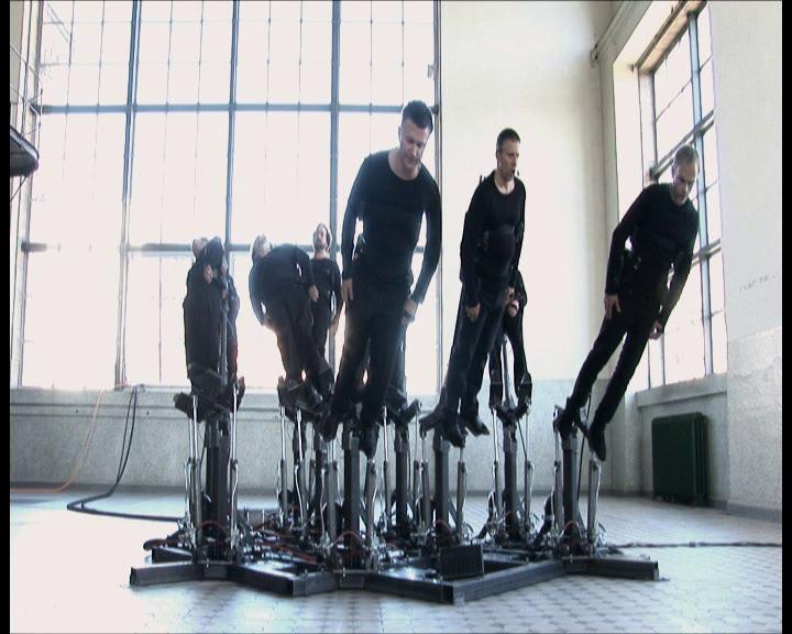 Pendulum Choir von Cod.Act , André Décosterd , Michel Décosterd
